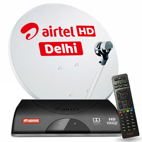 Entertainment SD New Airtel Pack +30 Days Free with HD Box