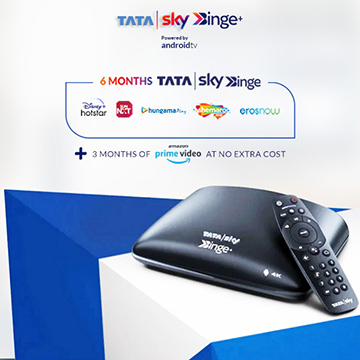 tatasky connection